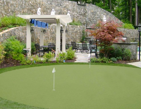 Artificial Turf For Golfing